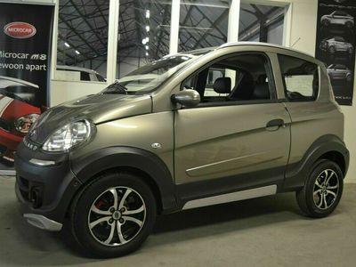 gebraucht Microcar M.Go HIGHLAND Airbag Mopedauto Leichtmobile 45KM