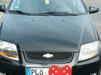 gebraucht Chevrolet Kalos 16V Neu TÜV zum Verkauf