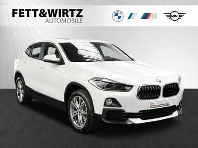 gebraucht BMW X2 sDrive18d Advantage