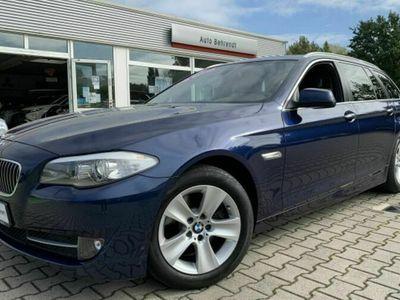 gebraucht BMW 520 d Touring *Leder*Navi Prof.*Xenon*Garantie