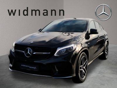 gebraucht Mercedes GLE43 AMG AMG 4MATIC Coupé Comand*Fahrassist.*360°