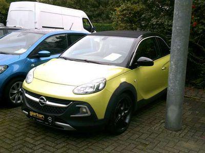 gebraucht Opel Adam Rocks OPEN AIR mit PDC