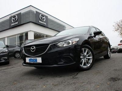 käytetty Mazda 6 KOMBI EU6 PRIME GARANTIE KLIMA I-STOP USB AUX ALU