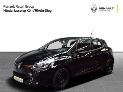 gebraucht Renault Clio IV 0.9 TCe 90 eco² LUXE Sitzheizung, Klimaa
