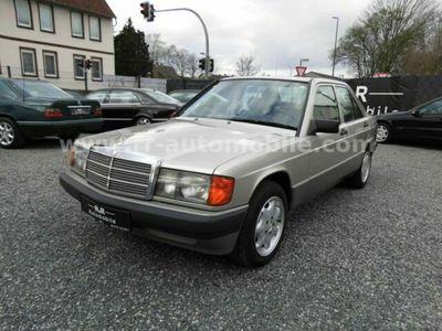 gebraucht Mercedes 190 1.8 ABS Schiebedach 2x E-Fenster AHK