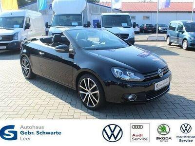 gebraucht VW Golf Cabriolet VI 1.6 TDI Cup AHK NAVI PDC SHZG