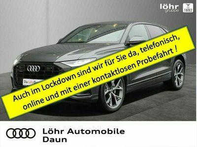 gebraucht Audi Q8 50 TDI 3.0 quattro tiptronic S-line als SUV/Geländewagen/Pickup in Daun