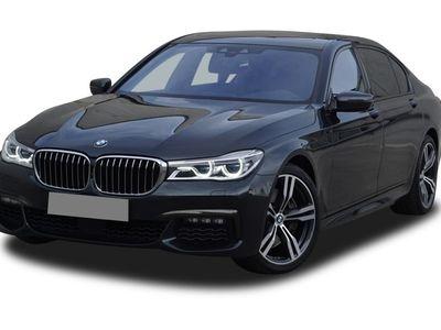 gebraucht BMW 750L 750 d xDrive M Sportpaket Laserlicht Navi StandHZG Kurvenlicht Massagesitze Klimasitze
