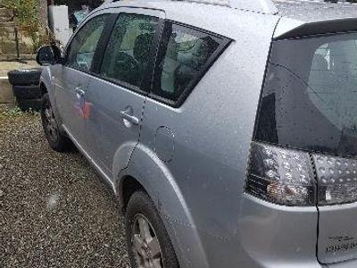 käytetty Mitsubishi Outlander 2.2 DI-D 4WD Plus