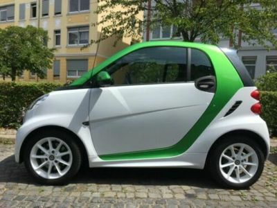 used Smart ForTwo Electric Drive coupe FP 7500