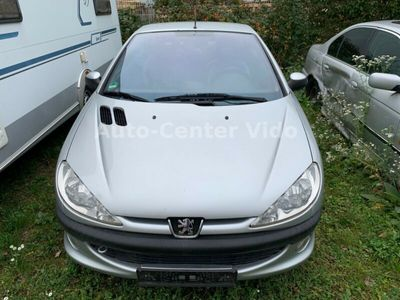 "gebraucht Peugeot 206 CC Cabriolet ""Automatik - Klimaanlage"""