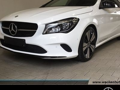 used Mercedes CLA200 Shooting Brake d Urban/Navi/LED/Business-Paket