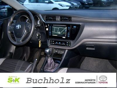 gebraucht Toyota Auris 5-T 1,2 Turbo Design Edt., Kamera,, ZV KLI