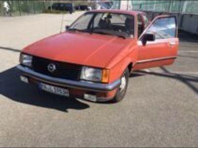 gebraucht Opel Rekord E 2,0S H-Kennzeichen