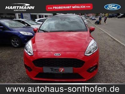 gebraucht Ford Fiesta 1.1 ST-Line EURO 6d-TEMP, Panoramadach Bluetooth
