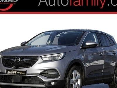 gebraucht Opel Grandland X INNOVATION +PANORAMADACH+360°KAMERA+INTELLILINK+NAVI+LED+PARK&GO