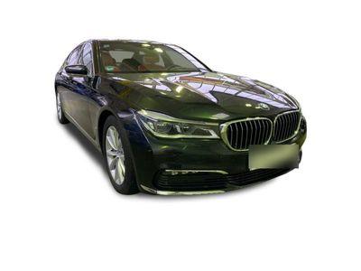 gebraucht BMW 750 d xDrive Limousine Gestiksteuerung Head-Up