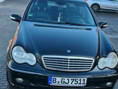 gebraucht Mercedes C240 Elegance Gas Klima Automatic