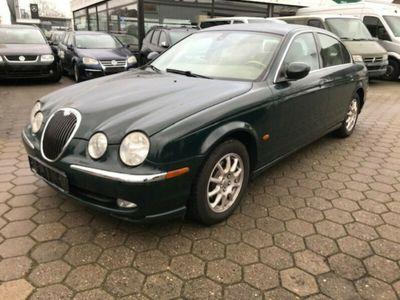 gebraucht Jaguar S-Type 2.5 L V6 Executive°KLIMAAUTOMATIK°ALU°PDC