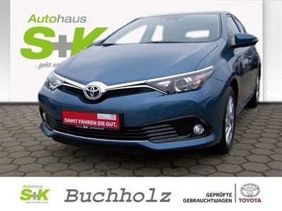 gebraucht Toyota Auris 1.2 Turbo Design Edition,Bluetooth,Kamera
