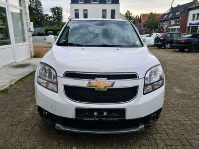 gebraucht Chevrolet Orlando Voll-Leder Navi Autom. 7...