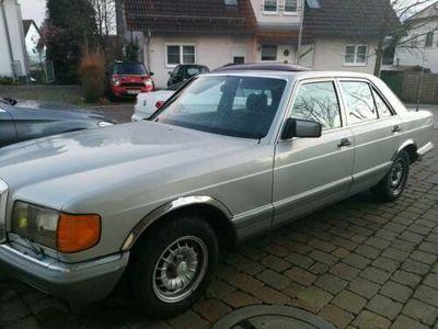 gebraucht Mercedes 380 s klasseSEL *w126 *