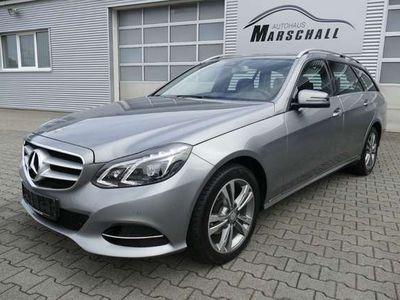 gebraucht Mercedes E200 CDI BE 7G Avantgarde LED PDC Navi
