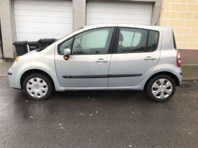gebraucht Renault Modus 1.6 16V Scheckheftgepflegt
