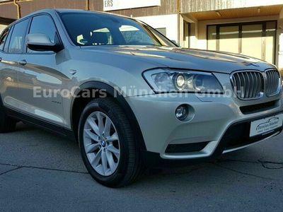 gebraucht BMW X3 xDrive30d~LEDER~XENON~NAVI~PDC~Kamara