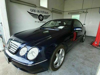 gebraucht Mercedes CL600 CL Coupe 600 Top Gepflegt