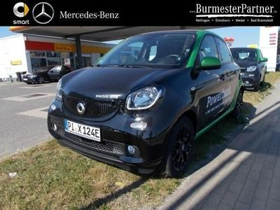 käytetty Smart ForFour Electric Drive Cool&Media+Pano.