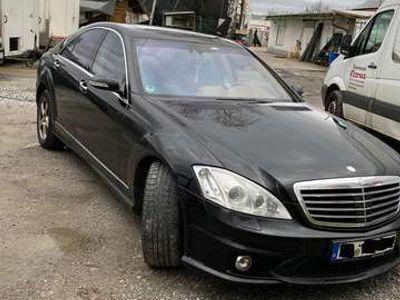 gebraucht Mercedes S500 7G-TRONIC