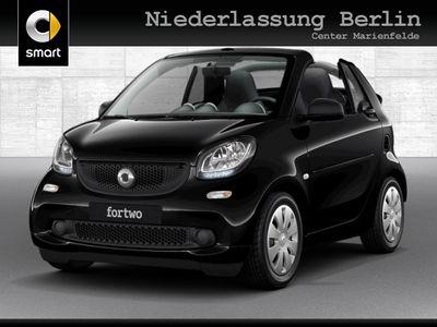gebraucht Smart ForTwo Cabrio 52kW cool&Audio Komfort Tempom Klima