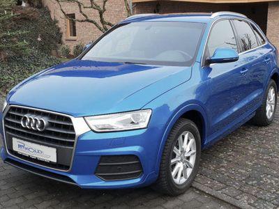 gebraucht Audi Q3 2.0 TDI Sport - Navi - Xenon - Keyless - AHK