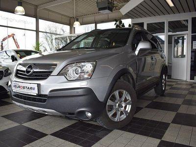 gebraucht Opel Antara Cosmo 4x4 *Automatik*Xenon*Leder*