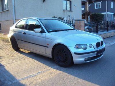 second-hand BMW 316 Compact ti - NAVI - SITZHEIZUNG -