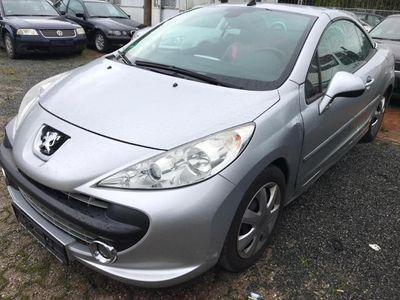 gebraucht Peugeot 207 CC 150 THP Platinum