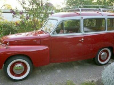 gebraucht Volvo Duett PV445 GL Bj. 1956