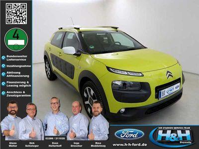 gebraucht Citroën C4 Cactus 1.6 BlueHDi Feel Ed. (8-fach bereift)