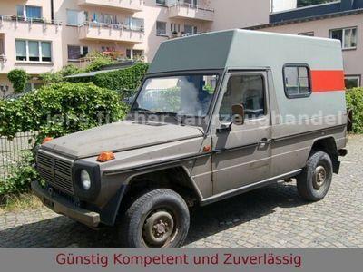 gebraucht Mercedes G230 Daimler Steyr Puch Wolf Automatik Kasten