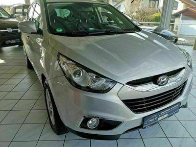 gebraucht Hyundai ix35 2.0 CRDi*Navi*Leder*Tempomat*Keyles