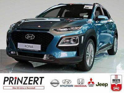 gebraucht Hyundai Kona 1.0 T-GDI 'Trend' 17 Zoll Navi LED Sicht