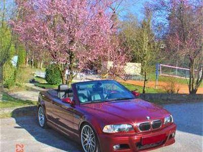 gebraucht BMW M3 Cabriolet SMG mit Hadtop