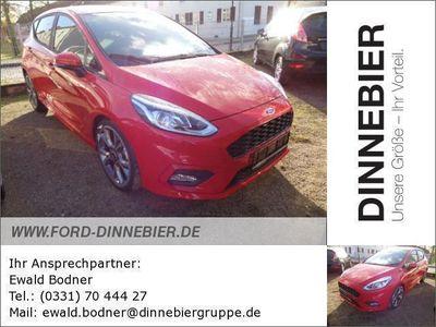gebraucht Ford Fiesta ST-Line 1.0 *NAVI*PDC hi*KLIMAAUT*TEMPOMAT*LICHT-/RGENSENSOR* Gebrauchtwagen, bei Autohaus Dinnebier GmbH