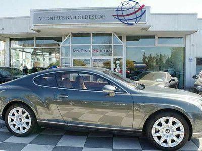 gebraucht Bentley Continental GT*BRD-Fahrzeug*Massage*Tempomat*