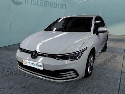 gebraucht VW Golf VIII GolfVIII 2.0 TDI DSG Life ACC/LED/Navi Klima
