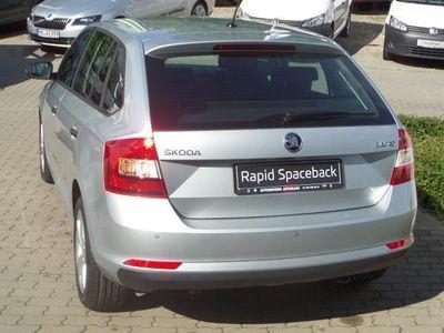 gebraucht Skoda Rapid Spaceback 1.2 TSI Cool Edition *Winterräde