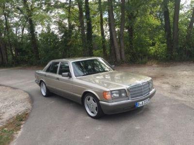 gebraucht Mercedes 380 SE W126 LPG H-Kennzeichen