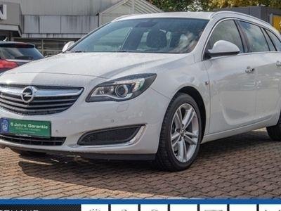 gebraucht Opel Insignia A ST Innovation 2.0 CDTI EU6 Xenon Navi Klimaauto.Sitzheizung Einparkhilkfe Bluetooth
