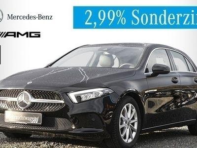 gebraucht Mercedes A200 *Progressive*Display digital*LED*MBUX*PTS*